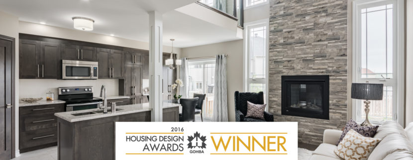 Valecraft Homes Wins 2016 GOHBA Awards
