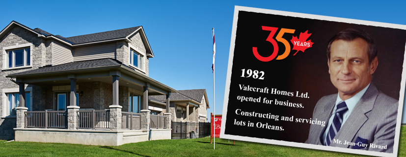 Blog Valecraft Homes 35th Anniversary