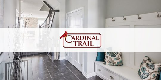 Completed Cardinal Trail Community