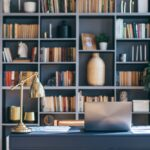 10 Creative Ways to Style Your Home Library